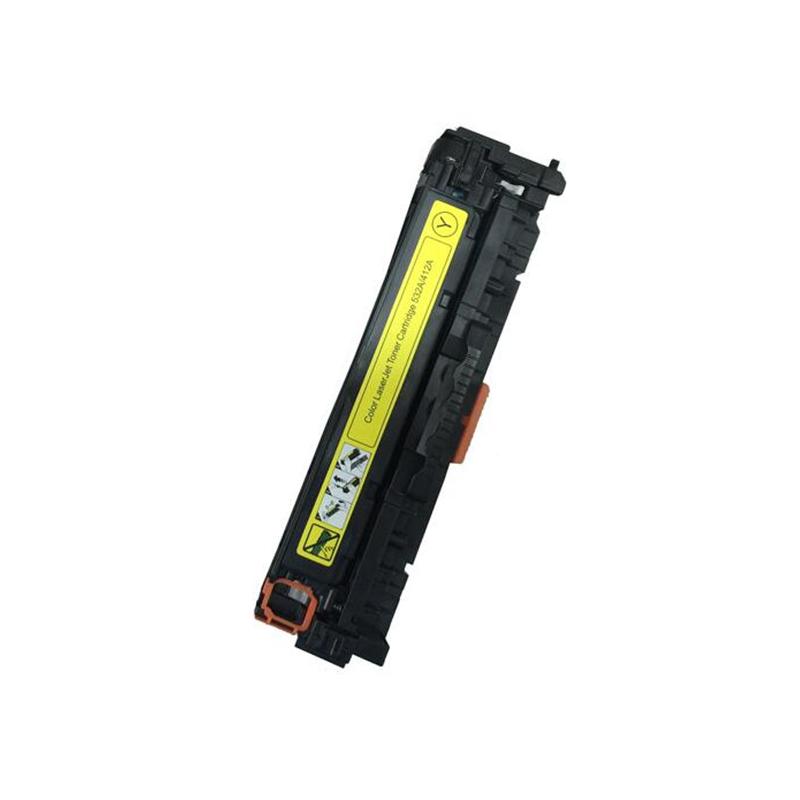 EncrEco HP CC532A jaune compatible