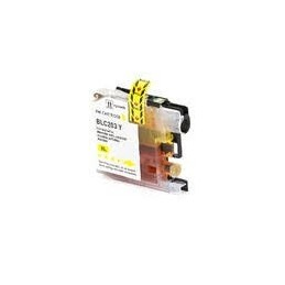 Encreco Brother LC203XL compatible jaune