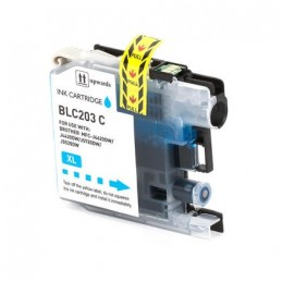 Encreco Brother LC203XL compatible cyan
