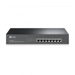 TP-LINK Commutateur Gigabit 8 ports avec 4 ports POE
