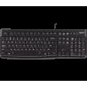 Logitech clavier K120 USB Français canadien