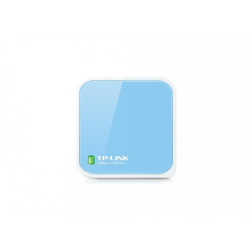 TP-Link 150Mbps routeur Nano sans fil N (TL-WR702N)