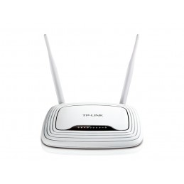 TP-LINK 300Mbps Routeur sans fil N multifonction avec USB (TL-WR842ND)