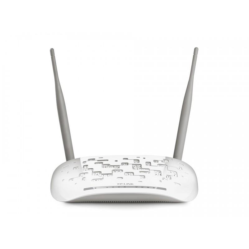TP-Link Modem routeur ADSL2+ WiFi N 300Mbps TD-W8961ND