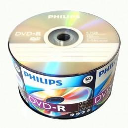 Philips DVD-R 120min/16x/50un