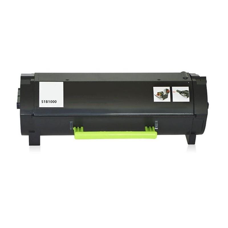 Encreco Lexmark 51B1000 compatible (5000 pages)