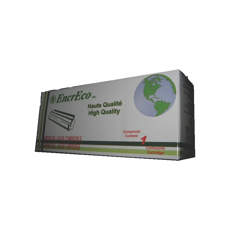 Encreco cartouche de toner compatible Brother TN227BK haute capacité