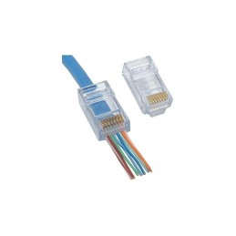 Connecteur RJ45 cat6...
