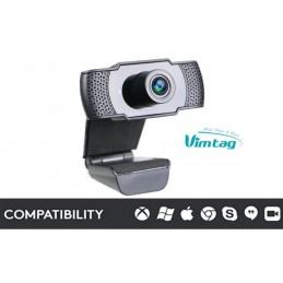 Vimtag caméra web 1080p...