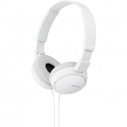 Sony écouteur MDR-ZX110 blanc