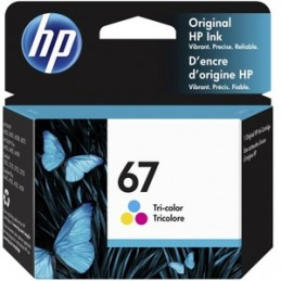 HP no 67 couleur