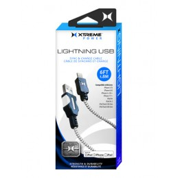 XTREME cable Lightning USB...