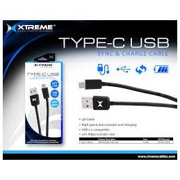 XTREME câble Type-C USB...