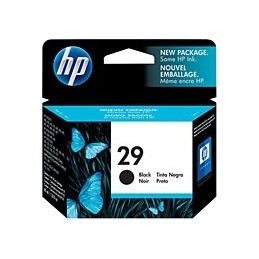 HP 51629A BLACK HP 29A 40ml