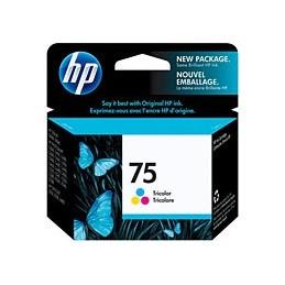 HP 75 couleur