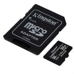 Kingston carte micro SDXC...