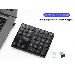 Mini clavier numérique sans...