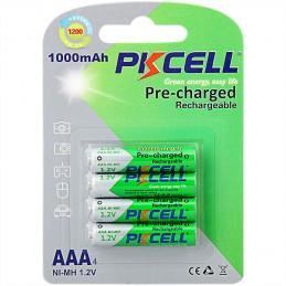 Piscell piles AAA...