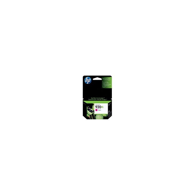 HP officejet 6500  920XL CD973 magenta