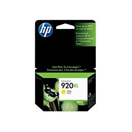 HP  CD974  920xl  jaune