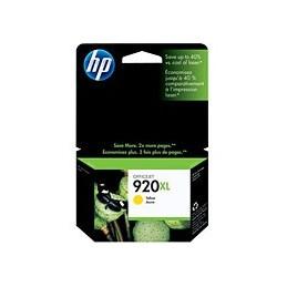 HP  CD974  920xl  jaune