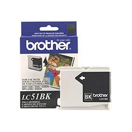 BROTHER LC51BK BLACK