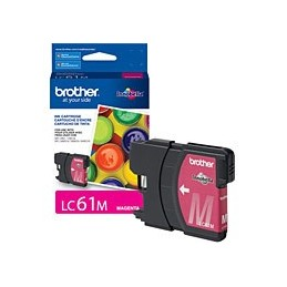 Brother lc61m Magenta