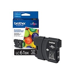 Brother lc61bk Noir