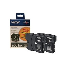 Brother lc61bk Noir