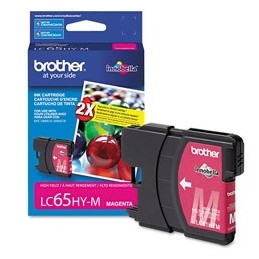 Brother LC65HY  magenta