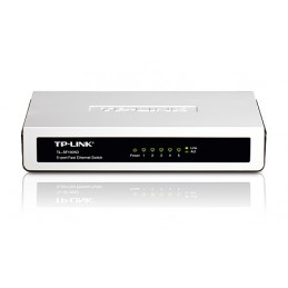 TP-Link 5 Ports 10/100 Desktop Switch (TL-SF1005D)