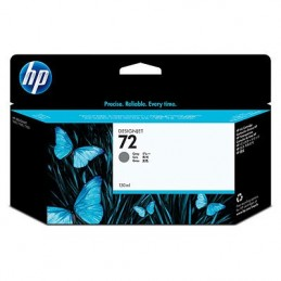 HP C9374 no72 130ml, gris, Designjet T610,T1100